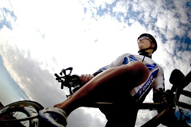 de juiste framemaat hangt af van het type fiets