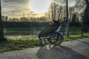 fietskar baby