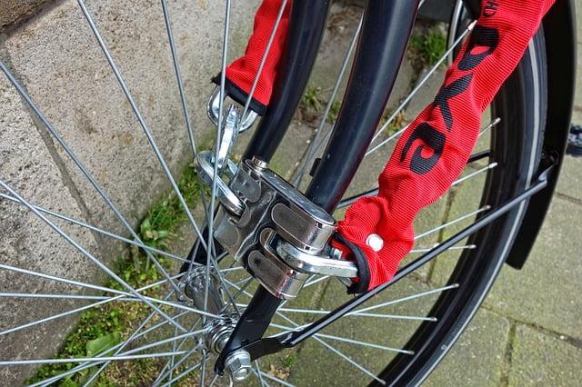 Gebruik verschillende fietssloten voor het beste resultaat
