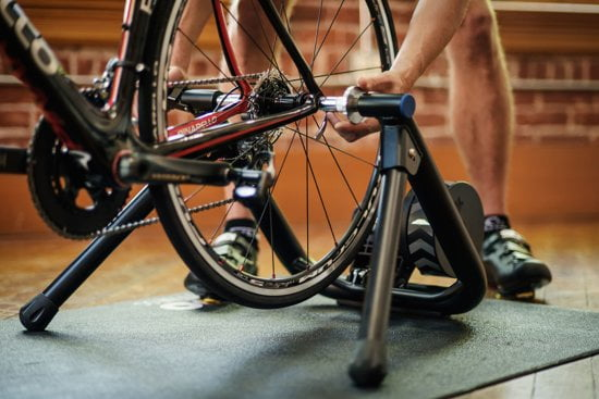 fietstrainer test