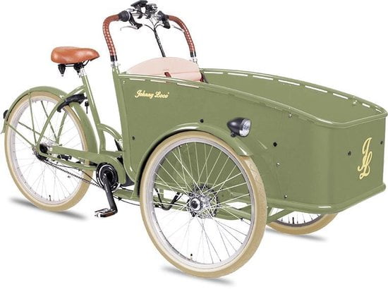 johnny loco bakfiets