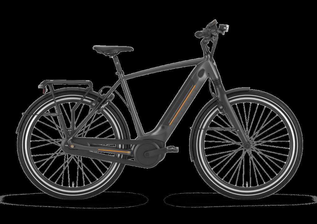 Een Gazelle woon werk fiets.
