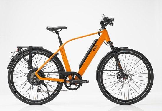 Een van de beste fietsen voor woon-werkverkeer.