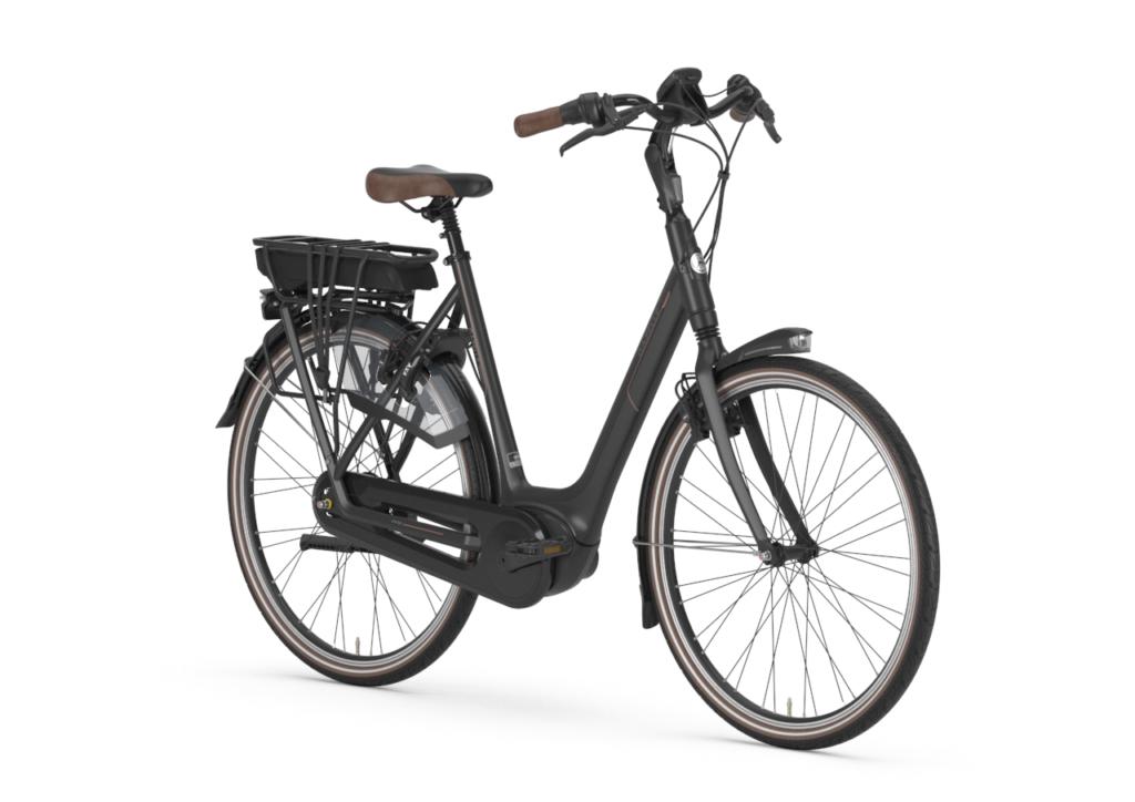 De Gazelle Orange C8 HMB is een geschikte e-bike voor kleine mensen.