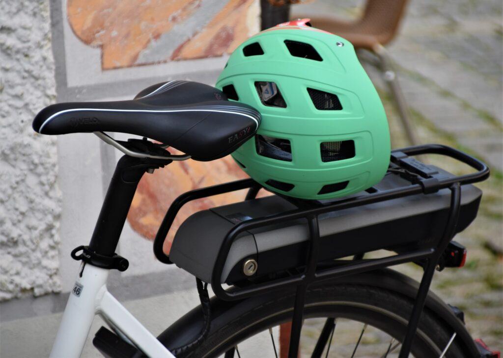 Speed pedelec Helm