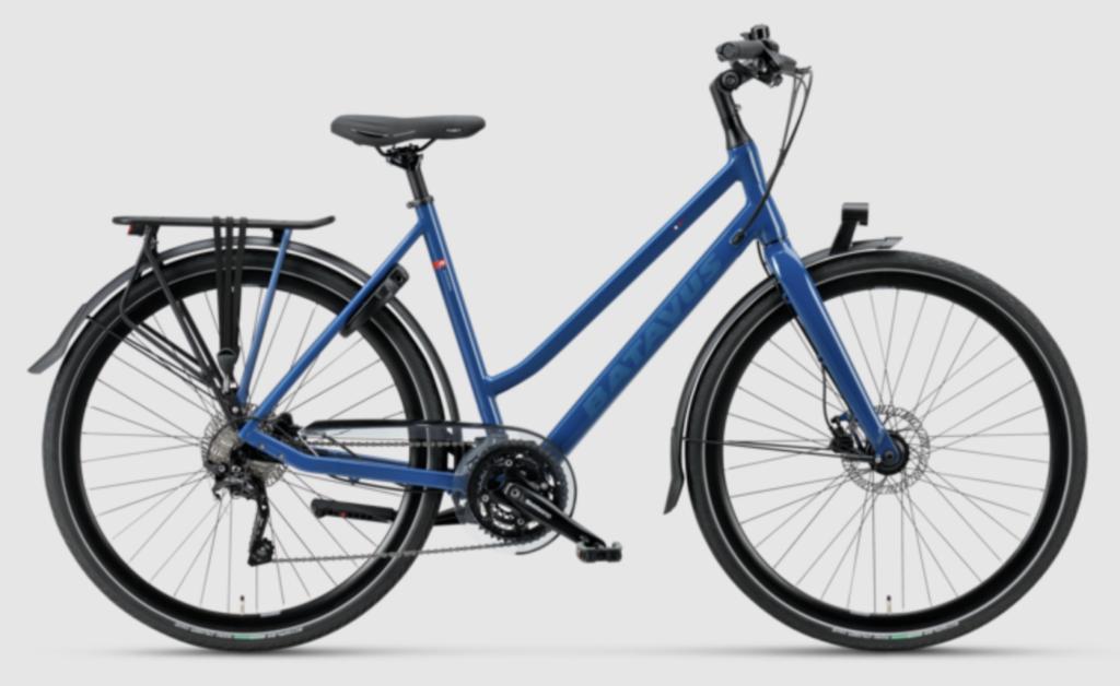 beste hybride fiets van batavus